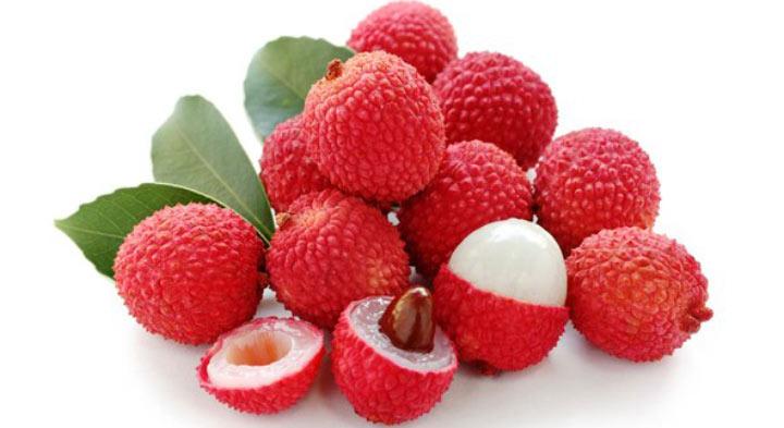 लीची फल