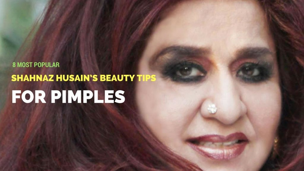 Shahnaz Hussain tips for Glowing skin