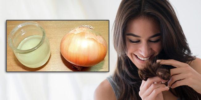 प्याज का रस बालों में लगाने के फायदे